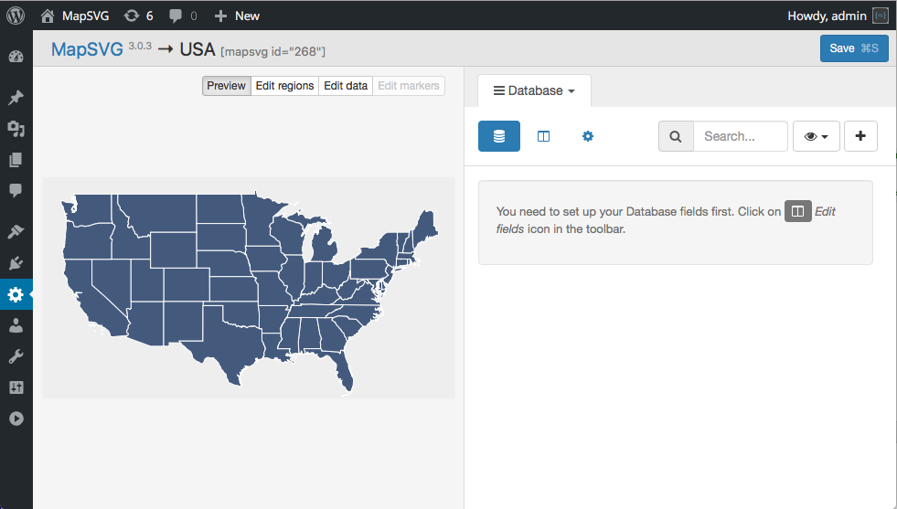 How to create interactive map with tooltips and popups in WordPress